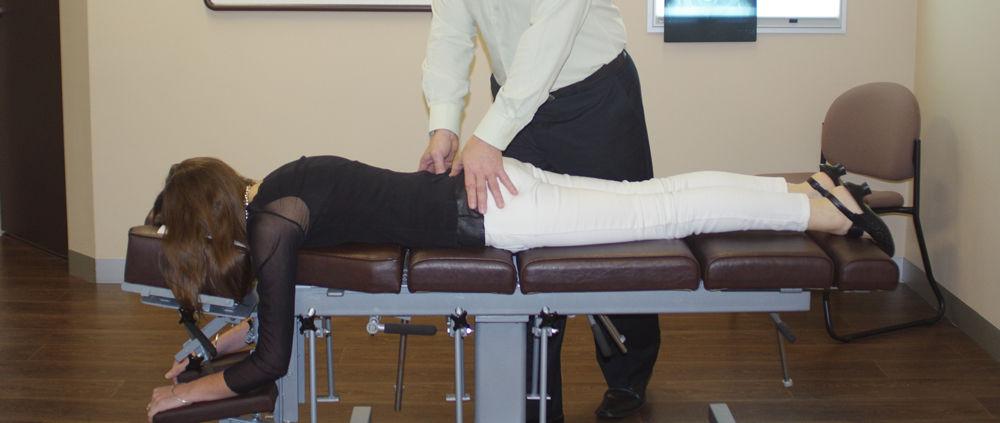 Back Pain Treatment on Regular Visit